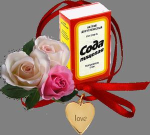 пищевая сода запаха изо рта