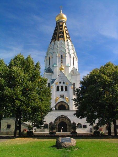 Церковь в Лейпциге (450x600, 61Kb)
