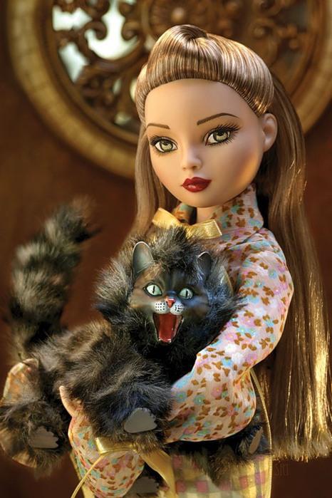 Куклы Тоннер-3,взрослые и детки....