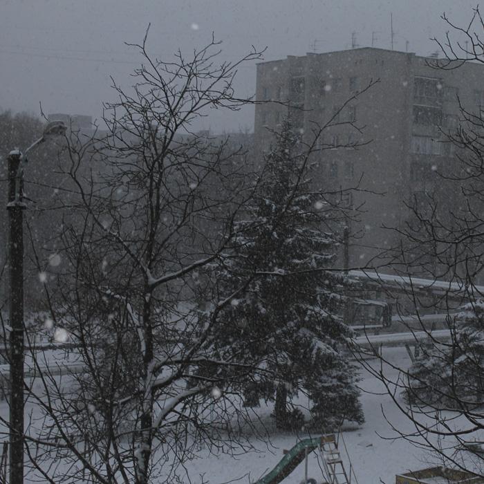 Зимний город (700x700, 223Kb)