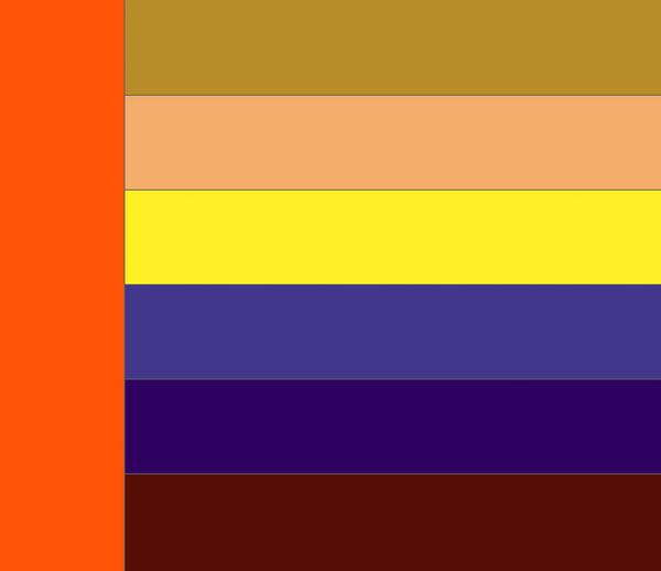 таблица сочетания цветов -    5 - А - showobject (600x518, 14Kb)