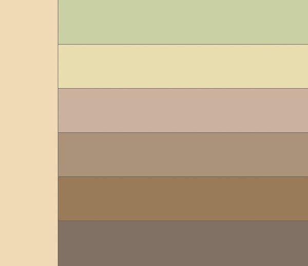таблица сочетания цветов - 2  - А - showobject (600x518, 13Kb)