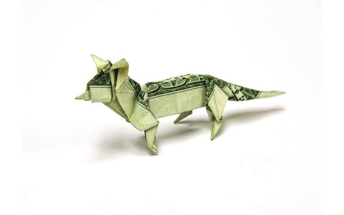 оригами из долларов 7 (700x437, 69Kb)
