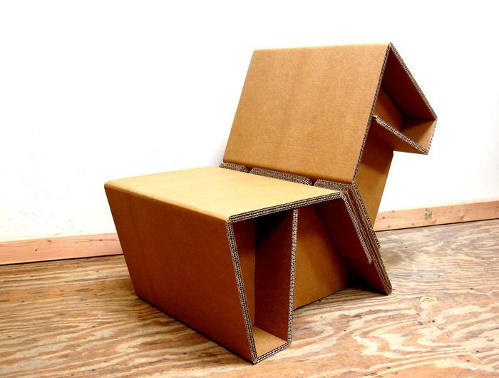 мебель из гофрированного картона Chairigami 3 (700x530, 106Kb)