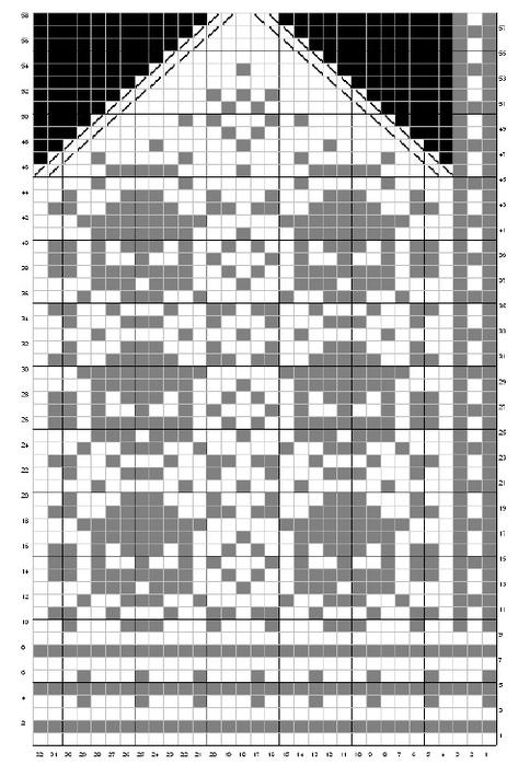 шапка с черепами (484x700, 119Kb)