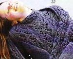 Превью Вязаное платье с ажурной полосой 3 (700x560, 208Kb)