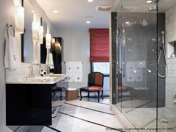 Ванная комната. Современный стиль2537
