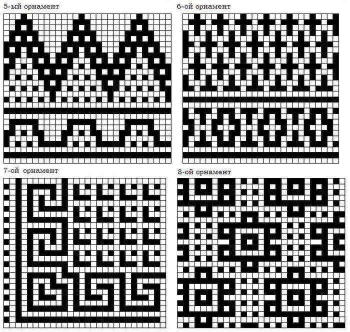 Копия (2) орнаменты 33 (700x664, 134Kb)