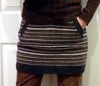 Вторая жизнь свитера