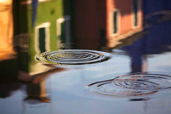 Джессика Бакхос. Отражение Венеции в водах Адриатики