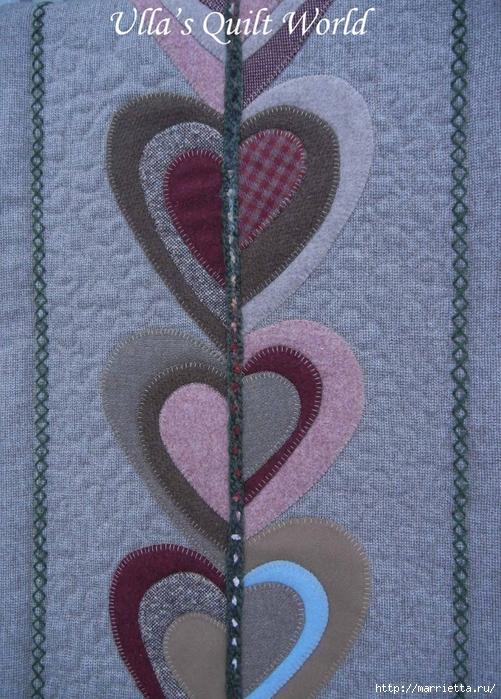 12 DSCN6568 Table runner hearts, quilt pix OK+NIMI (501x700, 360Kb)