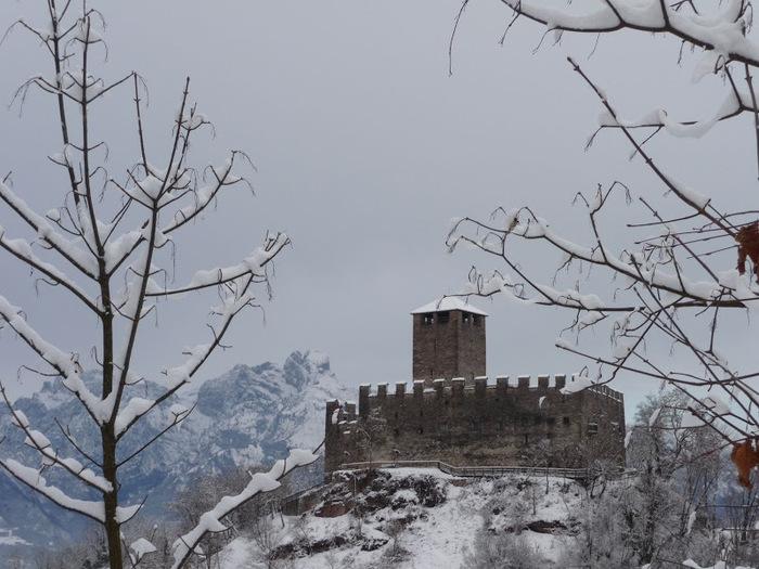 Замок Зумелле - Castello di Zumelle 66866