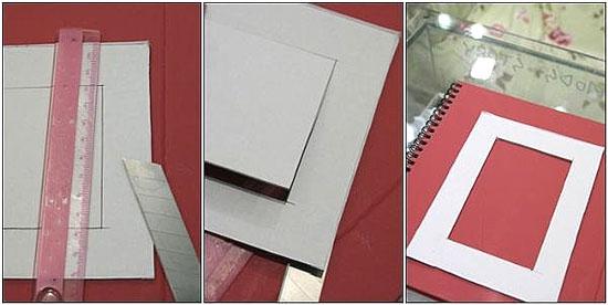 Как своими руками сделать рамку для фото из картона своими руками