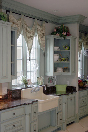 Кухня своими руками фото декор
