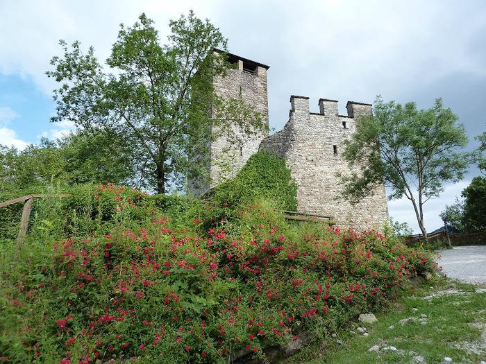 Замок Зумелле - Castello di Zumelle 21530