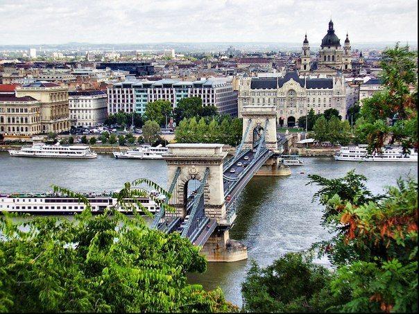 Будапешт, Венгрия (604x453, 105Kb)