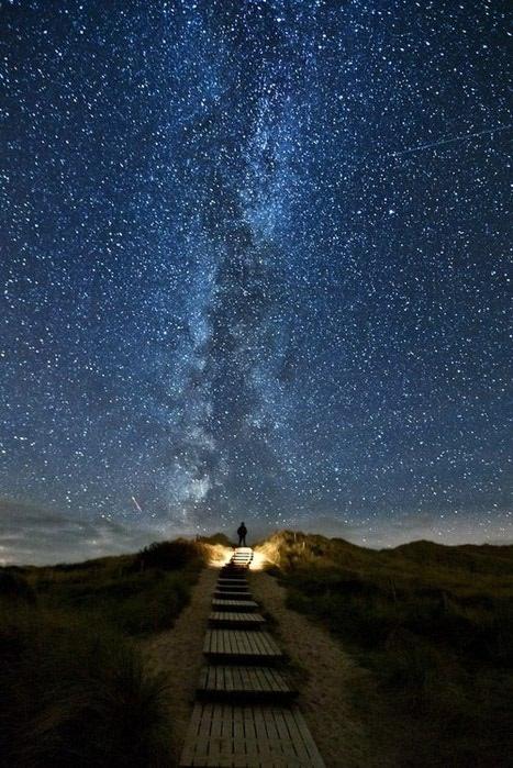 Небесная тропа. Место в Ирландии, где каждые два года 10-18 июня звезды выстраиваются в линию (467x700, 112Kb)