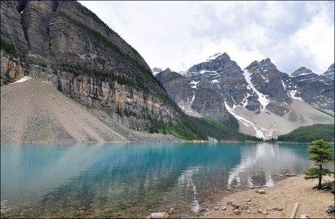 Озеро Морейн, Канада (480x314, 49Kb)