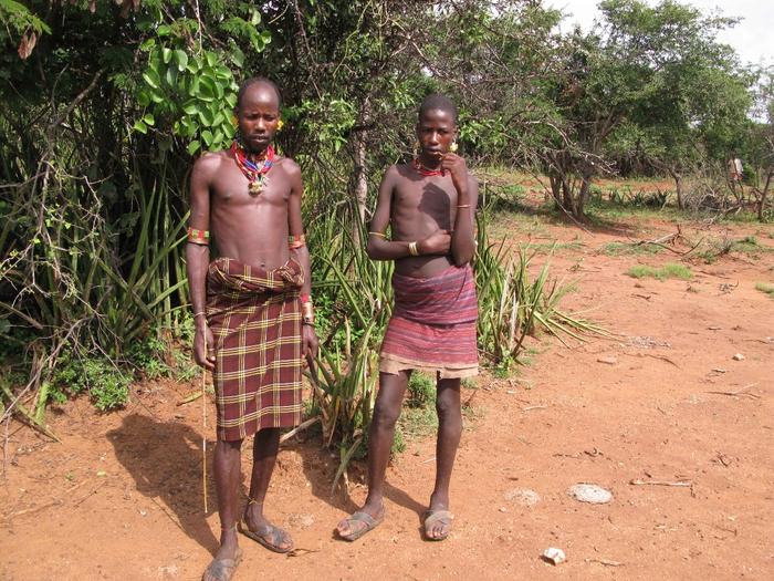Путешественник Владимир Зайцев - дорогами Гумилёва в Африке     - фото 3