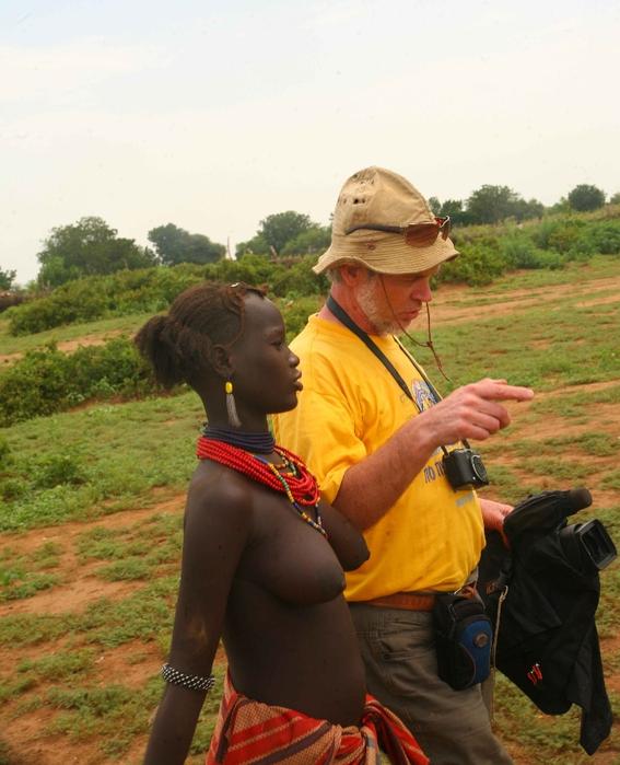 Путешественник Владимир Зайцев - дорогами Гумилёва в Африке     - фото 5