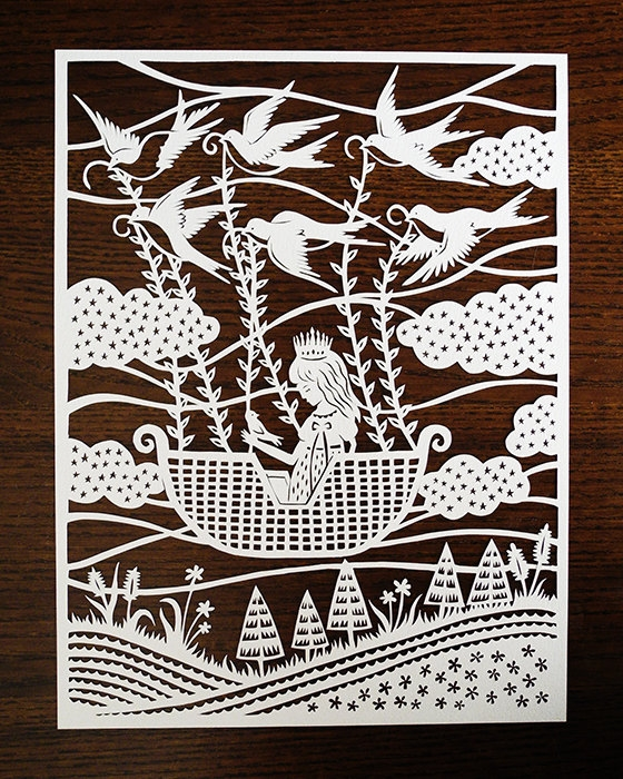 волшебные иллюстрации художницы Sarah Trumbauer/1359415446_1_4 (560x700, 406Kb)