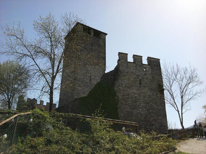 Замок Зумелле - Castello di Zumelle 13586