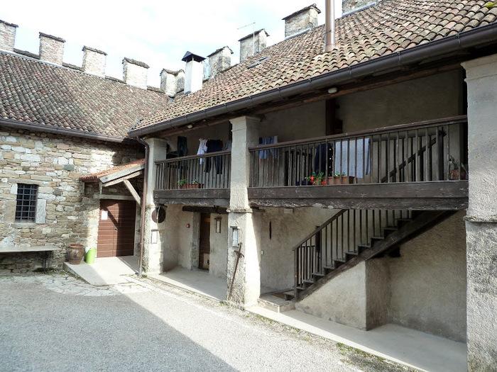 Замок Зумелле - Castello di Zumelle 93866