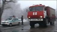 Разбился пассажирский самолет возле Алма-Аты
