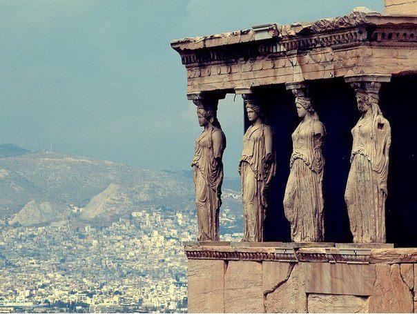 Акрополь, Греция (604x455, 67Kb)