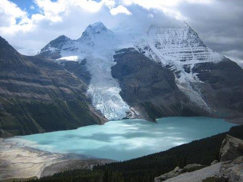Канадские горы Рокис, Канада (480x360, 27Kb)
