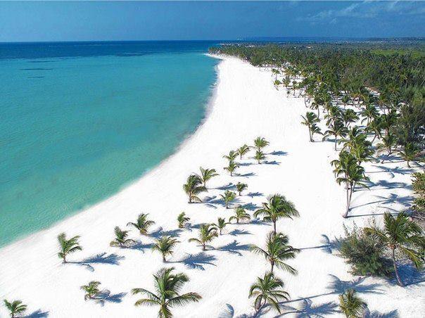 Сказочное побережье Санто Доминго (604x452, 55Kb)