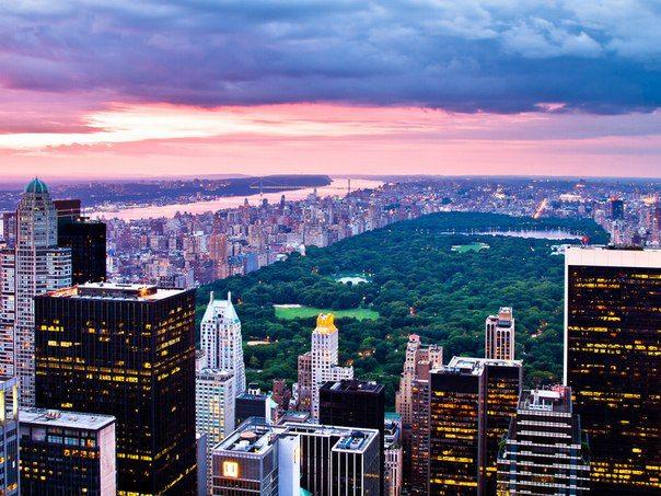 Центральный парк Нью Йорка (604x453, 85Kb)
