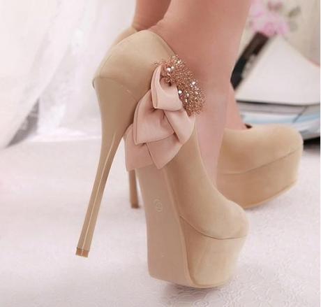 Красивые Туфли На Высоком Каблуке 2014