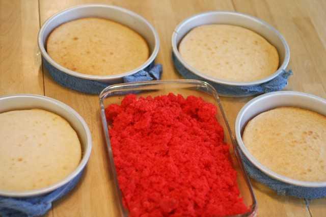 Как приготовить торт из конфет