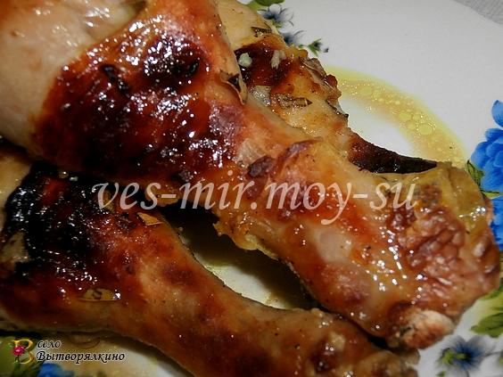 курица в духовке рецепты