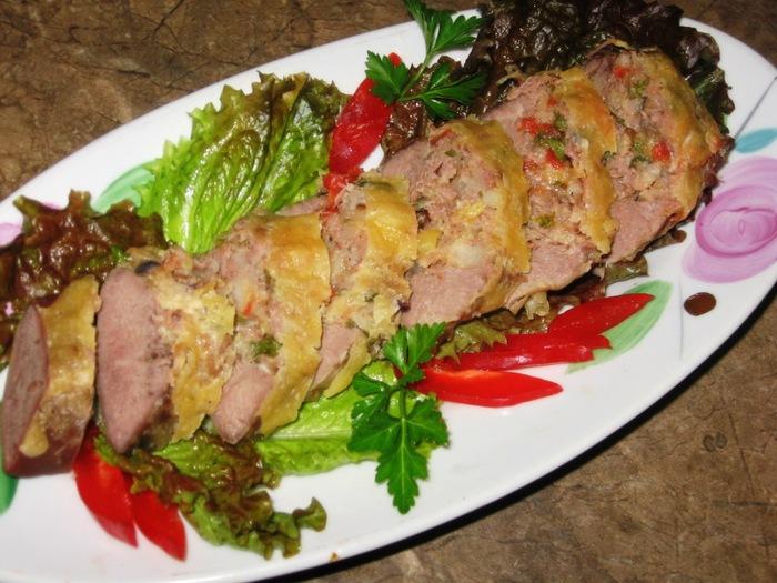 Блюда из языка рецептами
