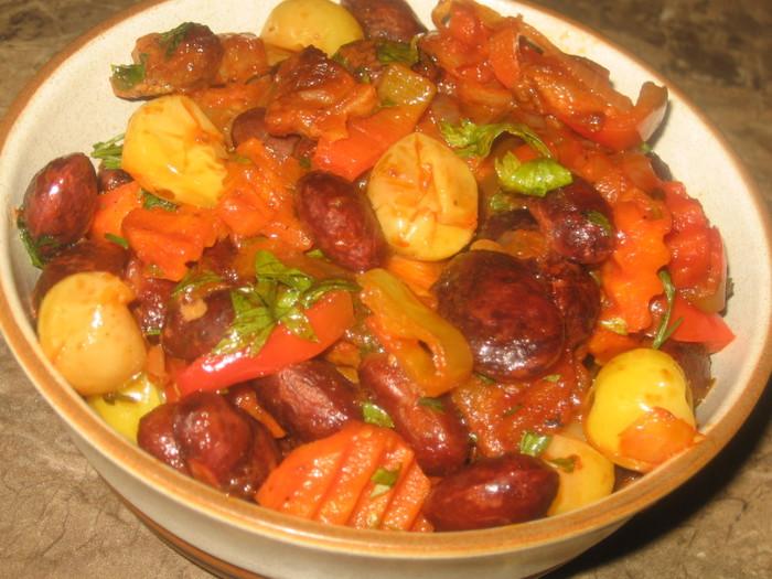 Вторые блюда из шампиньонов простые рецепты с фото