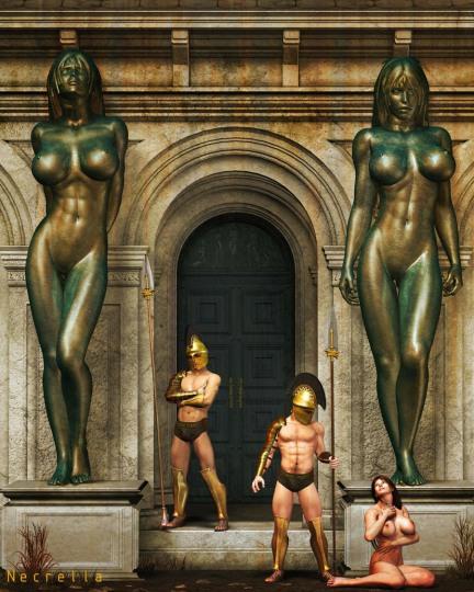Аукцион рабынь фото