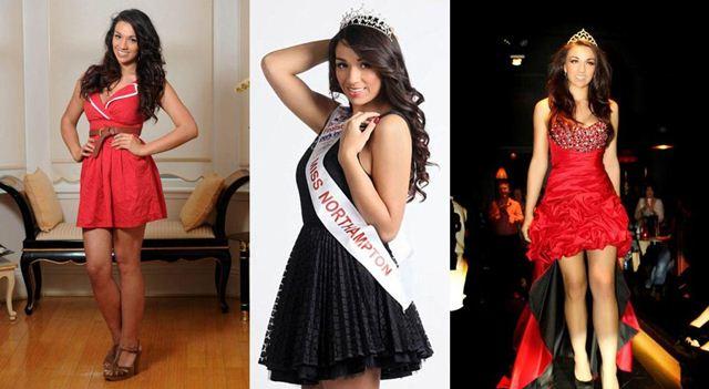 Надина – королева красоты. Фотографии