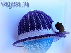 шляпка крючком от vagasa.ru/5156954_1 (240x180, 27Kb)