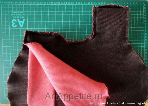 НАША СТРАНА МАСТЕРОВ: Японская сумка - узелок