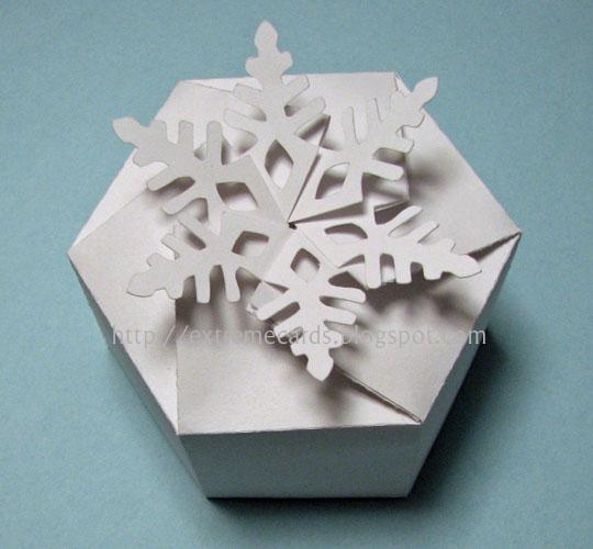 Подарочные коробочки к новому году своими руками