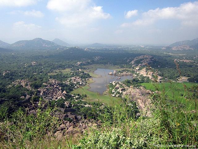 Крепость Джинджи, Индия, 68 (640x480, 334Kb)
