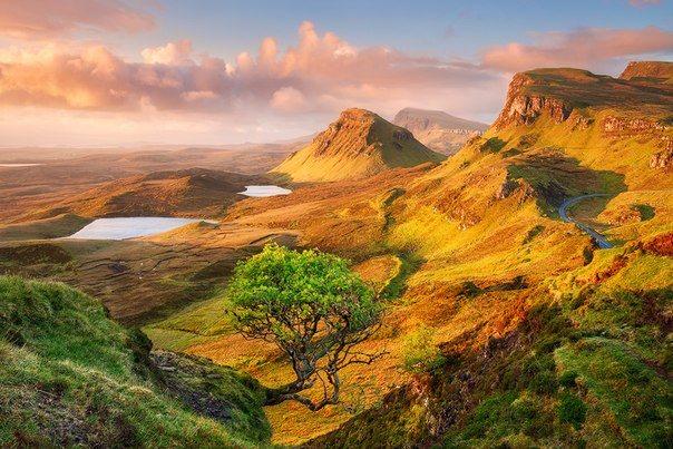 Остров Скай, Шотландия (604x403, 77Kb)