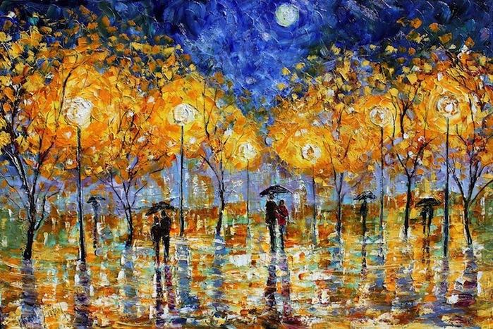 современная живопись Карен Тарлтон 3 (700x467, 211Kb)