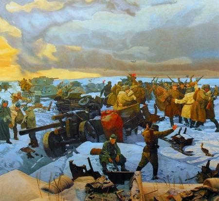 ДИОРАМА. Сталинградская битва (450x413, 38Kb)