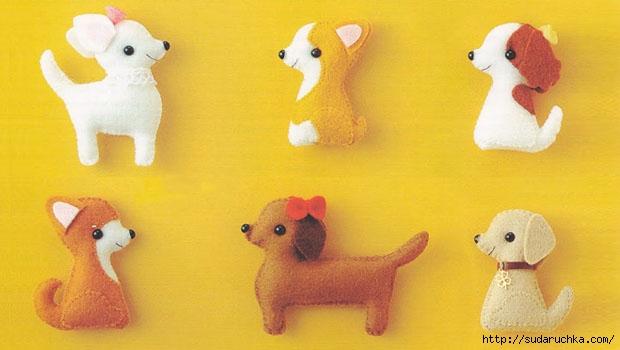 Как сшить игрушки для собак своими руками