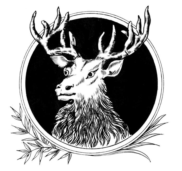 Christmas Elk GraphicsFairybw3 (700x656, 199Kb)