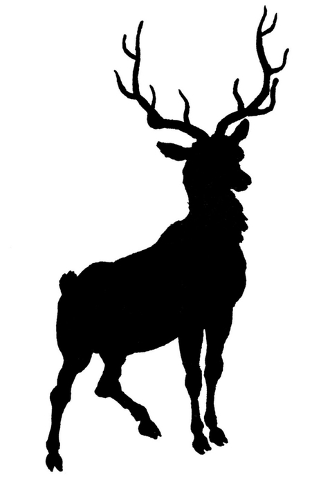 Clipart Of Deer Antlers  ClipartXtras