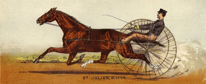 HorseRace-Vintage-GraphicsFairy2 (700x285, 193Kb)